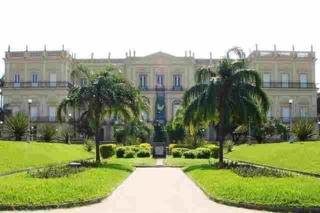 BRAZIL PRESIDENTIAL PALACE