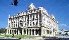 CUBA PRESIDENTIAL PALACE