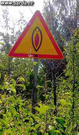 Danger of something weird ... Let everyone imagine ...