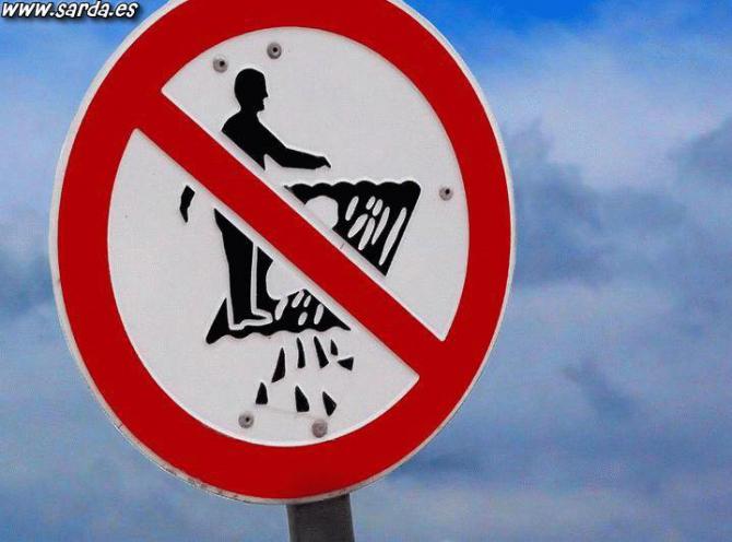Dangerous to be doing nonsense?