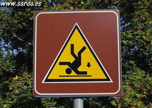 Dangerous to make rare postures?
