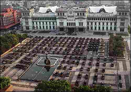 GUATEMALA NATIONAL CULTURE PALACE