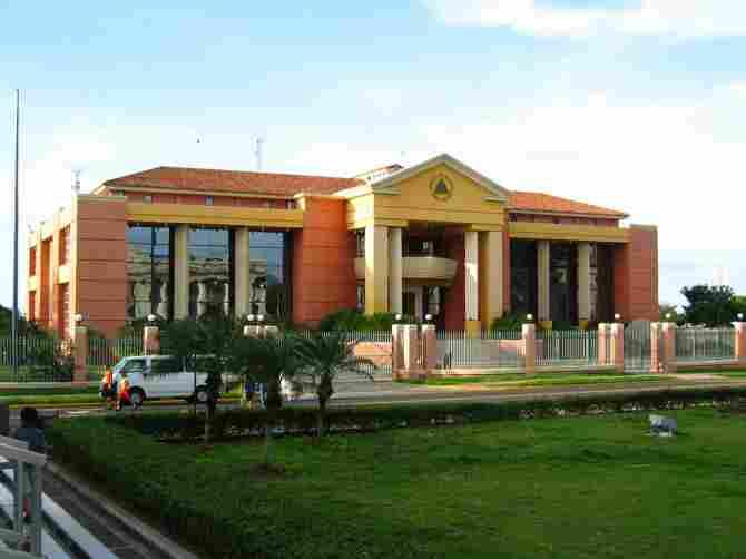 NICARAGUA PRESIDENTIAL HOUSE