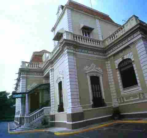 PALACE OF MIRAFLORES DE VENEZUELA