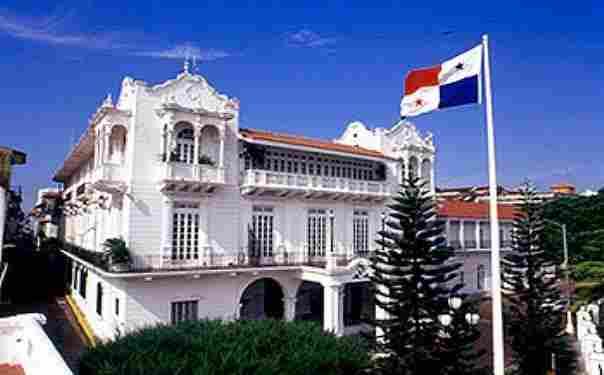 PANAMA PRESIDENTIAL PALACE