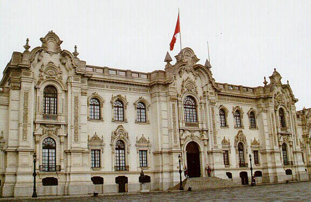 PIZARRO HOUSE OF PERU
