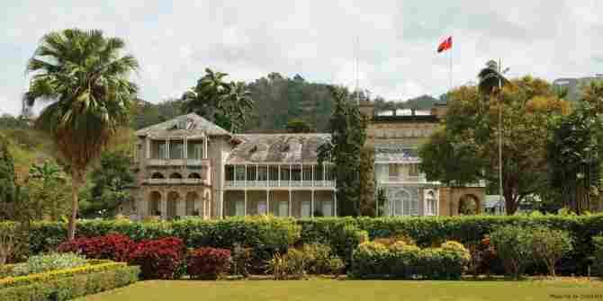 PRESIDENTIAL HOUSE OF TRINIDAD AND TOBAGO