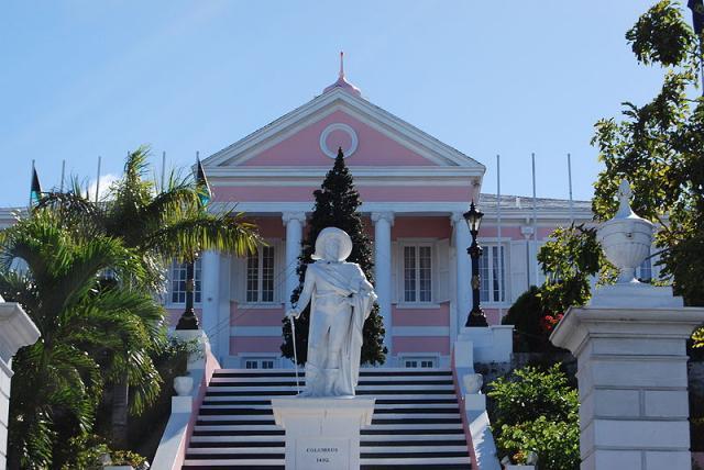 PRESIDENTIAL PALACE OF LAS BAHAMAS