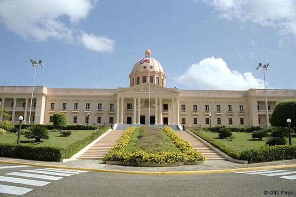 PRESIDENTIAL PALACE OF REP. DOMINICAN
