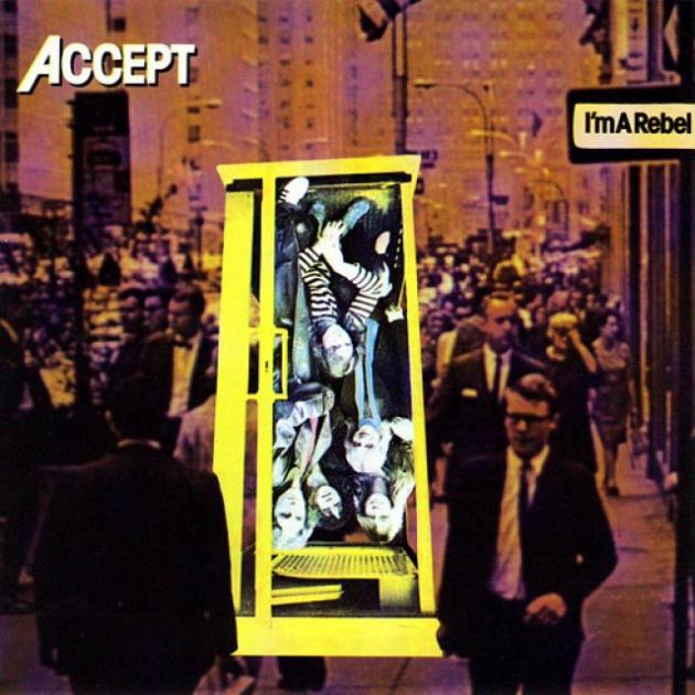 I´M A REBEL. 1980