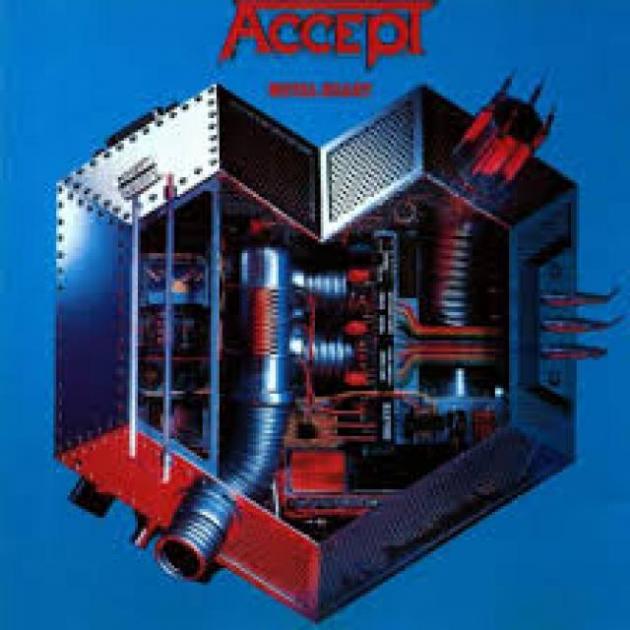 METAL HEART 1985