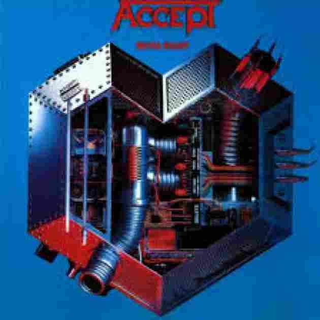 METAL HEART. 1985