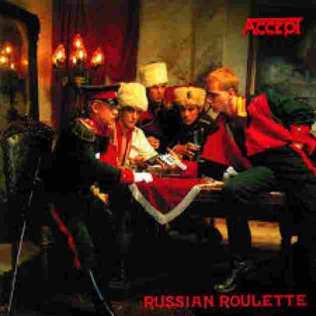 RUSSIAN ROULETTE. 1986