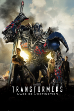 Transformers 4 - L'age de l'extinction