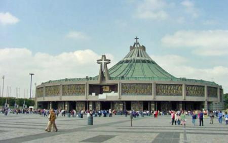 Базилика и Национальный Храм Богоматери Гваделупской