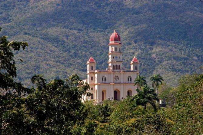 Национальная Базилика Богоматери Милосердия Эль Кобре