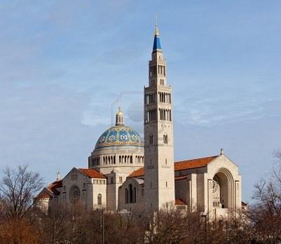 Базилика Национальной Святыни Непорочного Зачатия