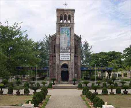 Базилика Богоматери Ла Ванг