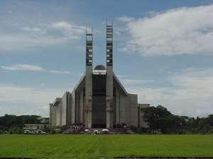 Базилика и Национальный Храм Богоматери Коромото