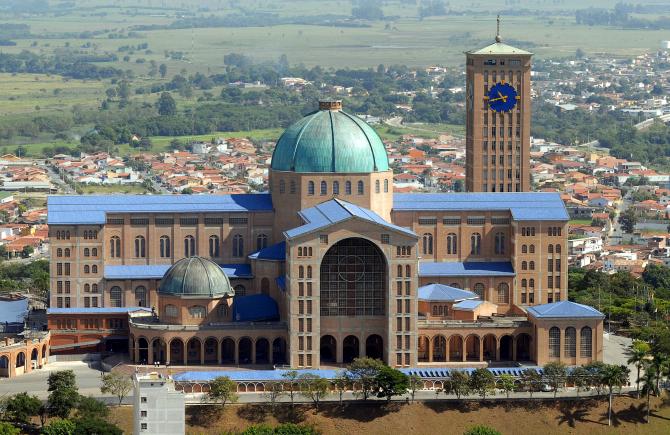 Basilique et sanctuaire national de Notre-Dame Aparecida
