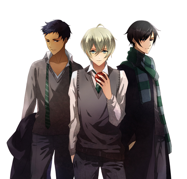 ~ Draco, Blaise and Marcus ~