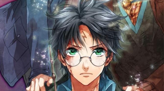 Harry Potter Anime Version