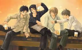 ~ James, Sirius, Remus and Wormtail ~