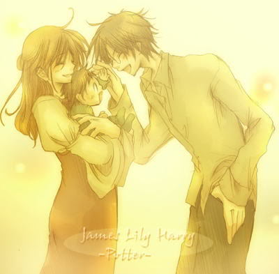 ~ Lily, Harry e James ~