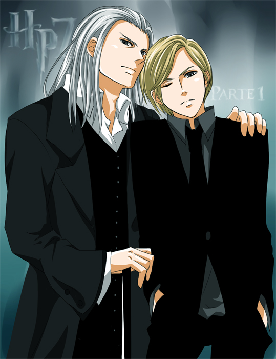 ~ Lucius and Draco ~