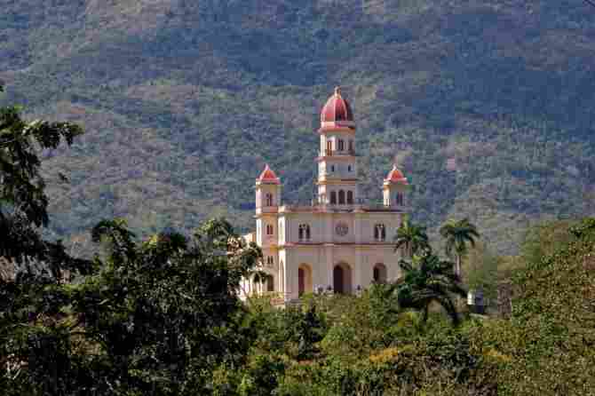 National Basilica of Our Lady of Charity of Copper