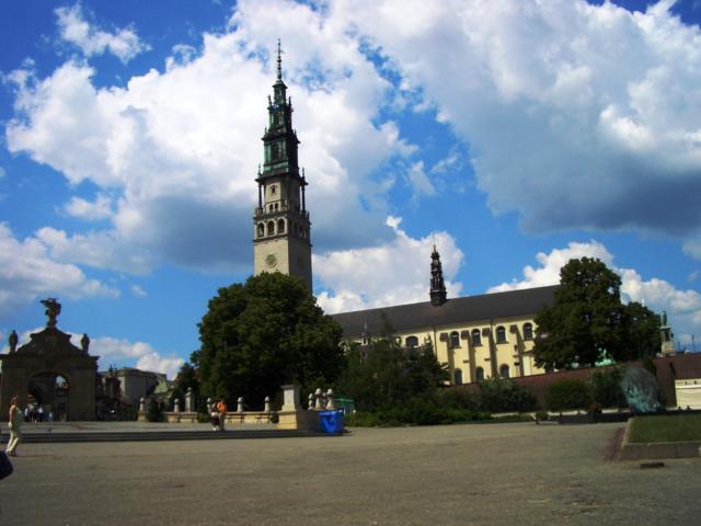 Sanctuaire de Częstochowa