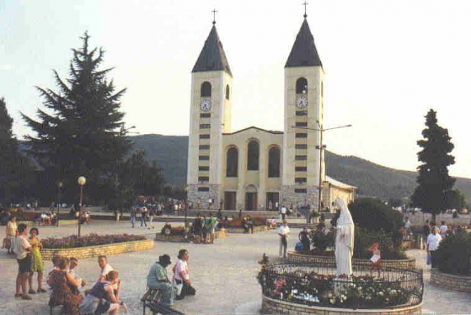 Sanctuary of Medjugorje