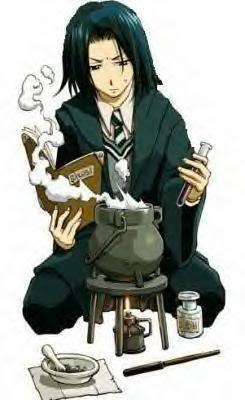 ~ Severus Snape ~