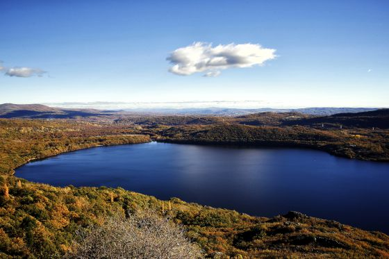 Озеро Санабриа (Испания)