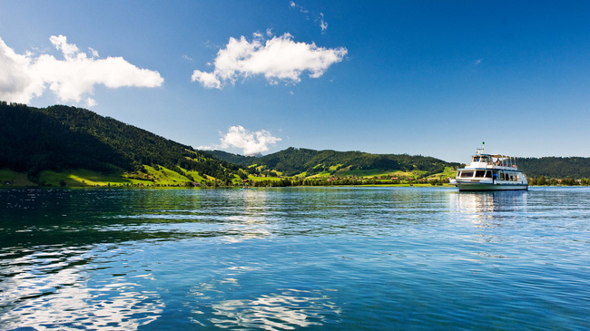 Озеро Эгери (Швейцария)