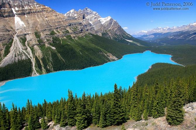 Пейто Лейк (Канада)