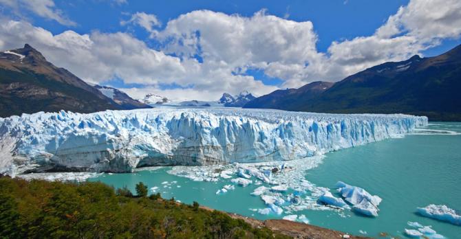 Озеро Аргентино (Аргентина)