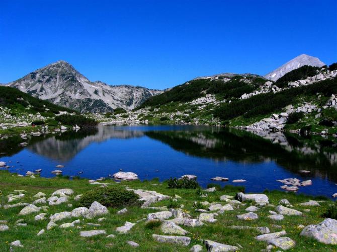 Бандеришские озера (Болгария)