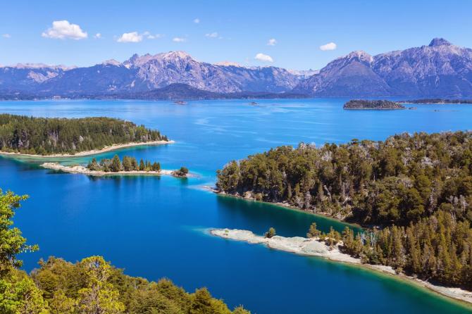 Озеро Науэль Хуапи (Аргентина)