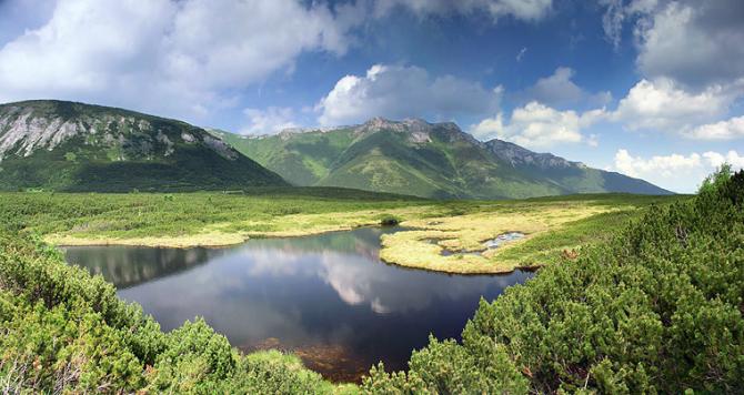 Озеро Черне (Чехия)