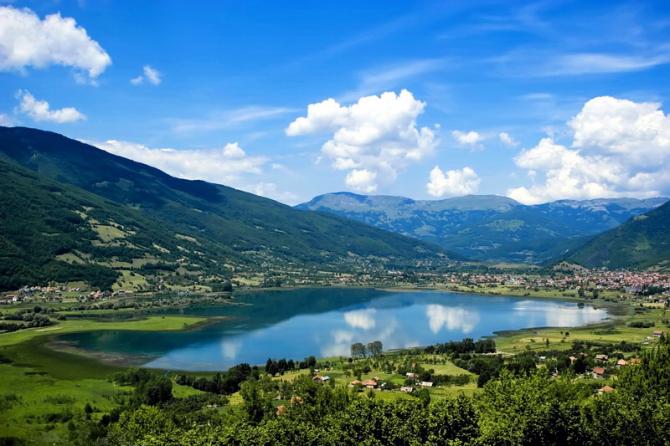 Плавское озеро (Черногория)