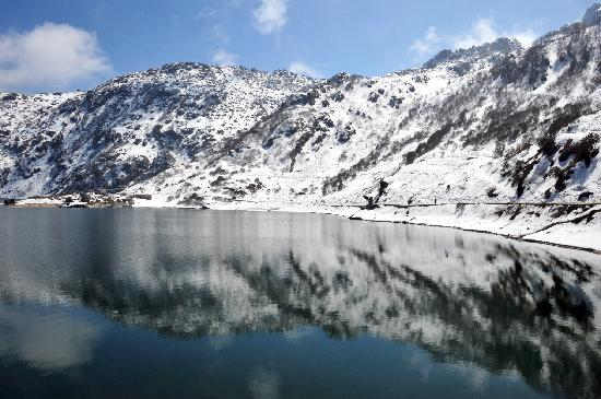 Озеро Цомго (Индия)