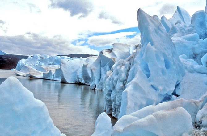 Серое озеро (Чили)