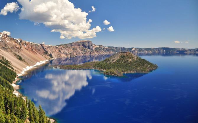 Crater Lake (Соединенные Штаты)