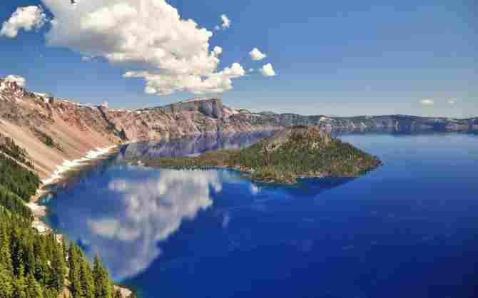 Crater Lake (United States)