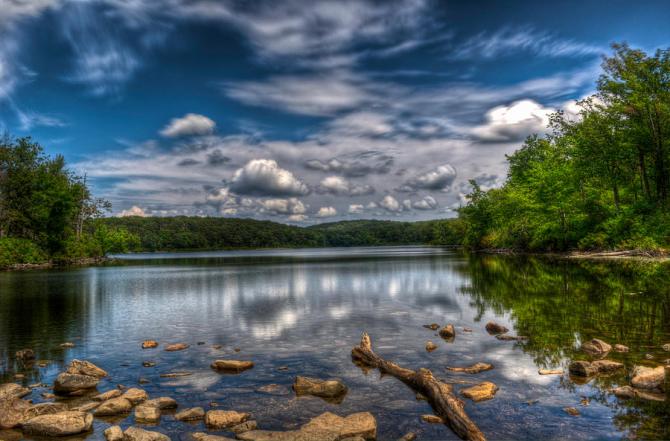 Sunfish Pond (Соединенные Штаты)
