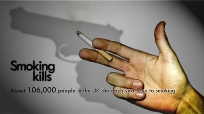 The most impressive visual ads