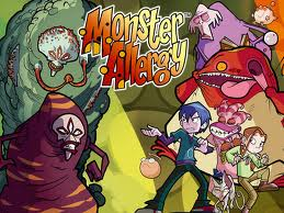 Alergia a monstros