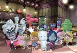 Casper: school of scares