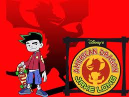 Dragão americano Jake Long